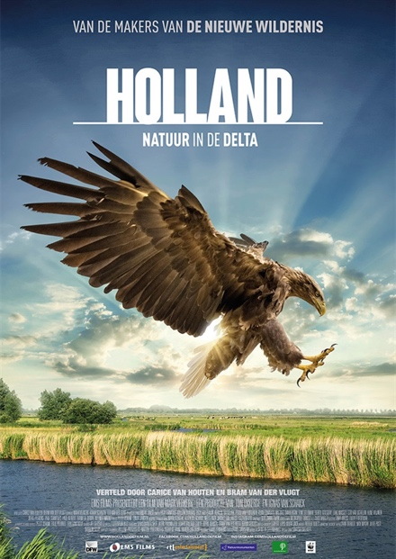 foto film Holland Natuur in de Delta